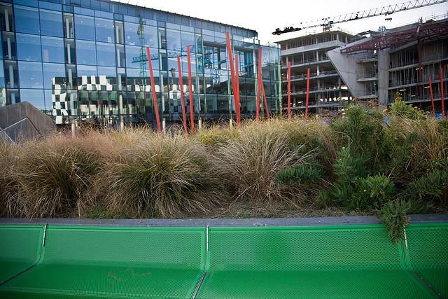 Grand Canal Square - Martha Schwartz (2007) współcześnie architekci krajobrazu 1