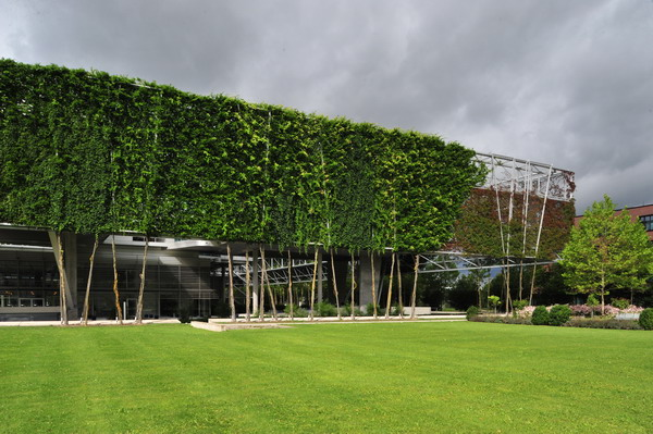 Martha Swartz _ Swiss Re Headquarters Munich _ współcześni architekci krajobrazu 1