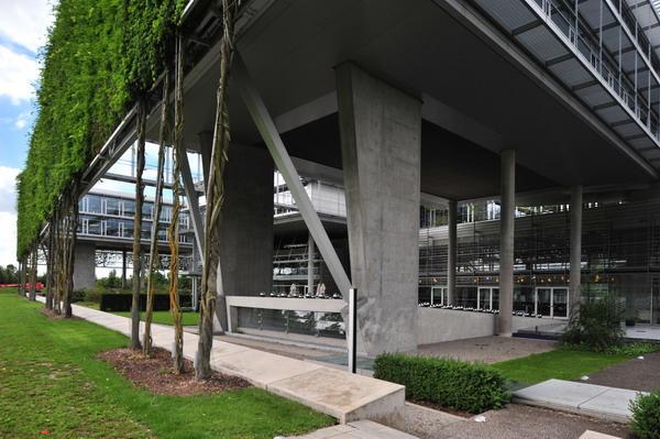 Martha Swartz _ Swiss Re Headquarters Munich _ współcześni architekci krajobrazu 4